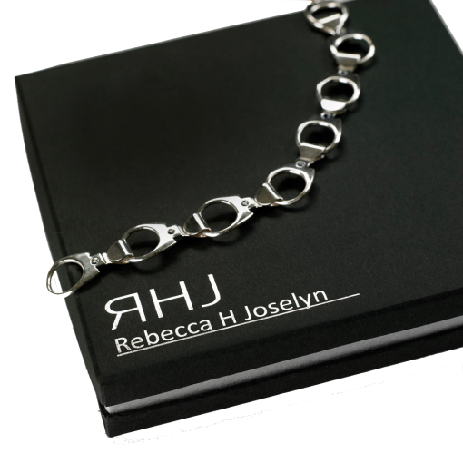 Rebecca Joselyn Silversmith and Jeweller Sheffield Silver Packaging
